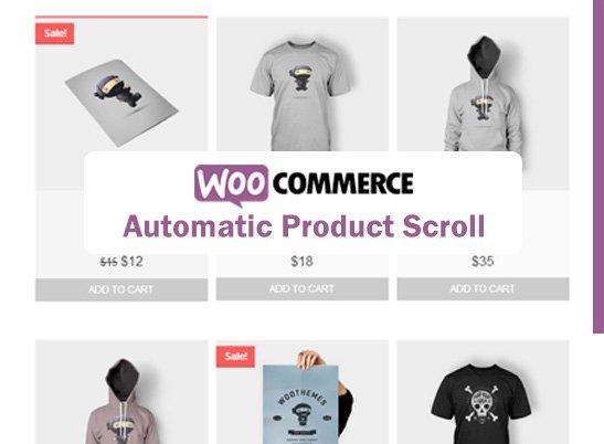 woo automatic scroll plugin