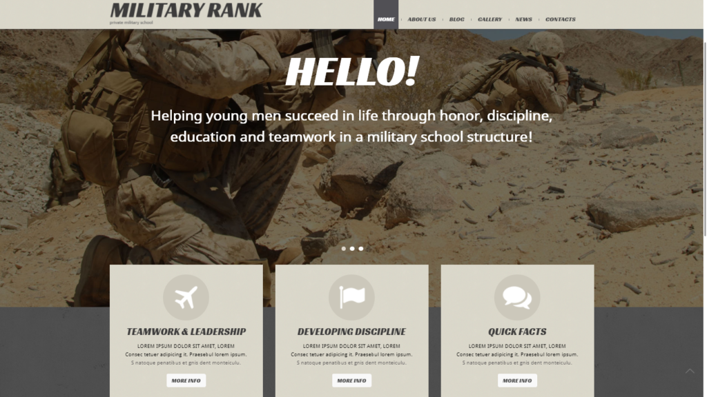 military theme by military school 1024x576