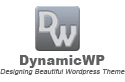 dynamic WP logo